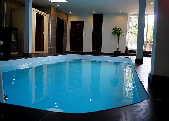 a l'origine chambre piscine privée lille