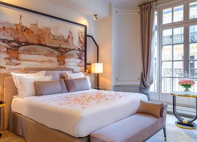chambre avec jacuzzi privatif paris hotel elysia paris
