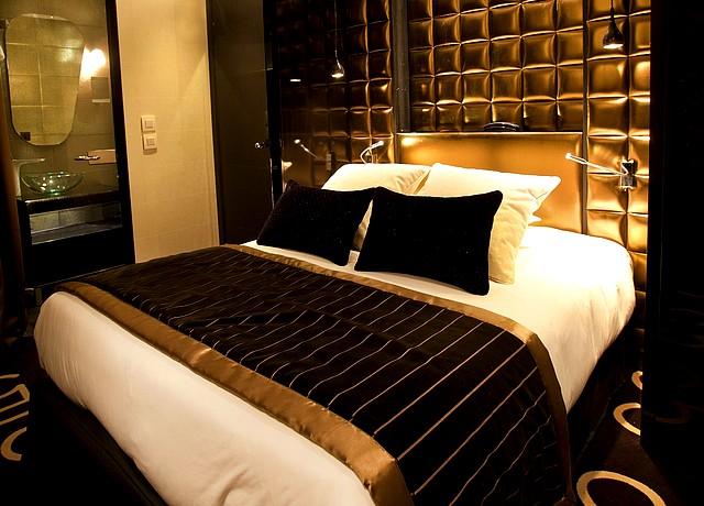chambre avec jacuzzi privatif sur paris