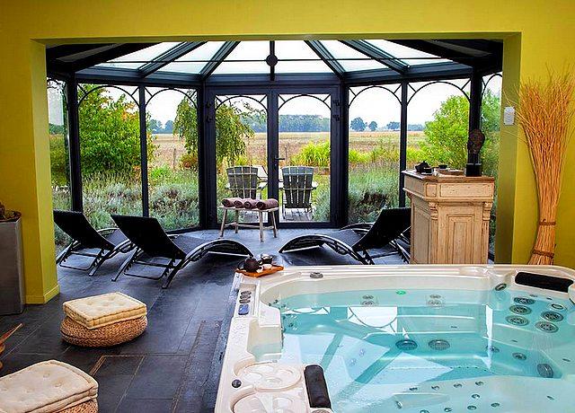 hotel avec jacuzzi privatif proche de paris