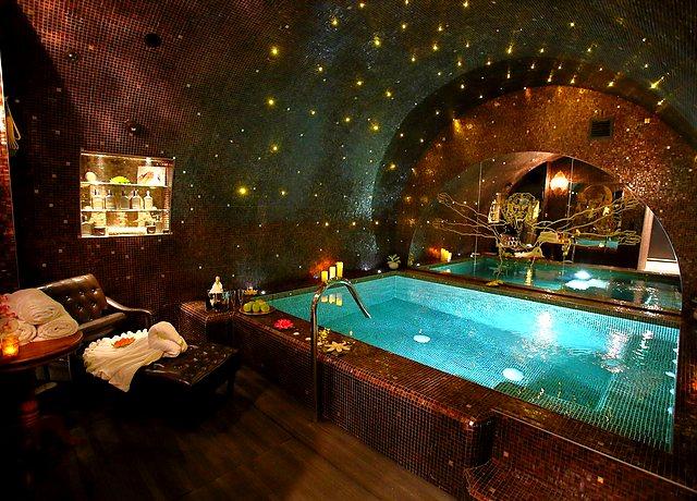 hotel avec jacuzzi privatif sur paris hotel da vinci paris