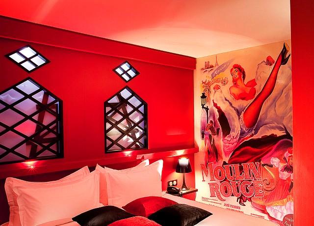 Hotel avec jacuzzi privatif hotel design secret de paris