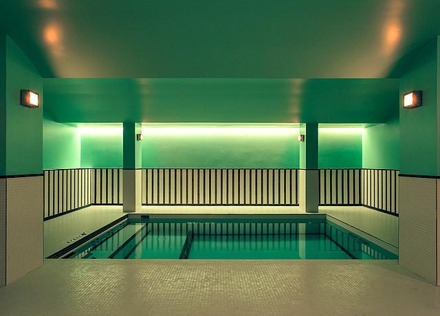 hotel avec piscine privé à paris hotel saint marc paris