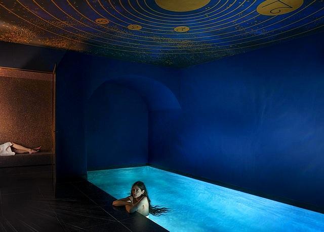 hotel avec piscine privée à paris