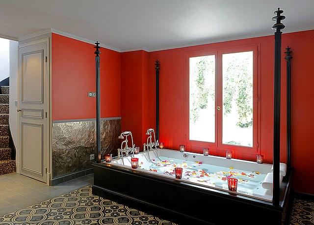 hotel avec jacuzzi privatif sur paris