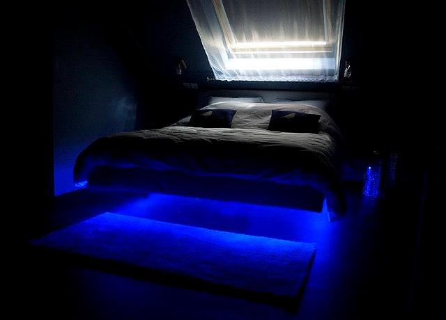 chambre avec jacuzzi privatif sur lille hotel à l'origine lille