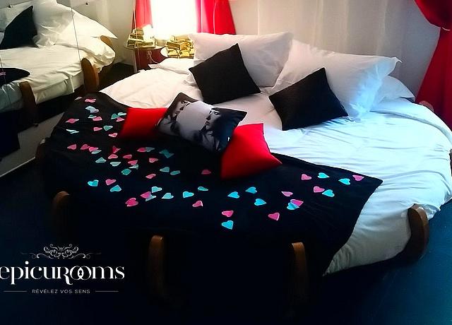 Chambres d'hôte avec jacuzzi privatif à Montpellier chez Epicurooms