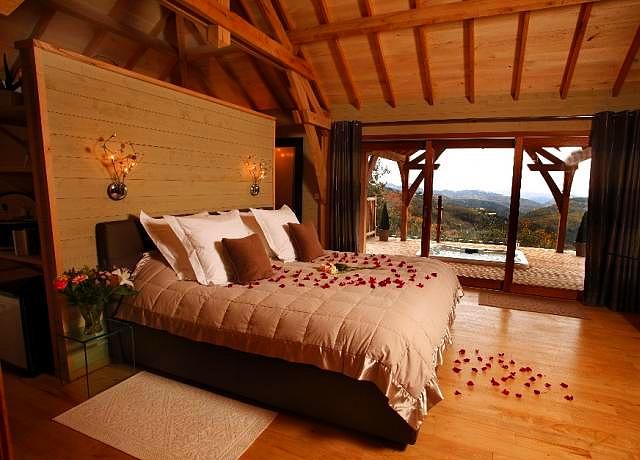dormir cabane arbre montpellier la fanabregue