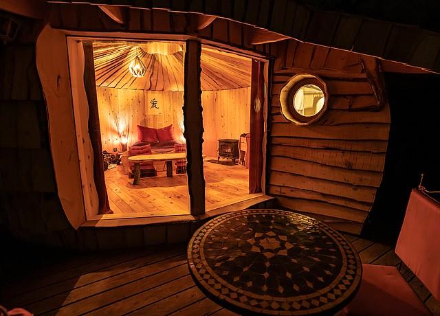 souleyourt dormir cabane arbre montpellier japonais asiatique